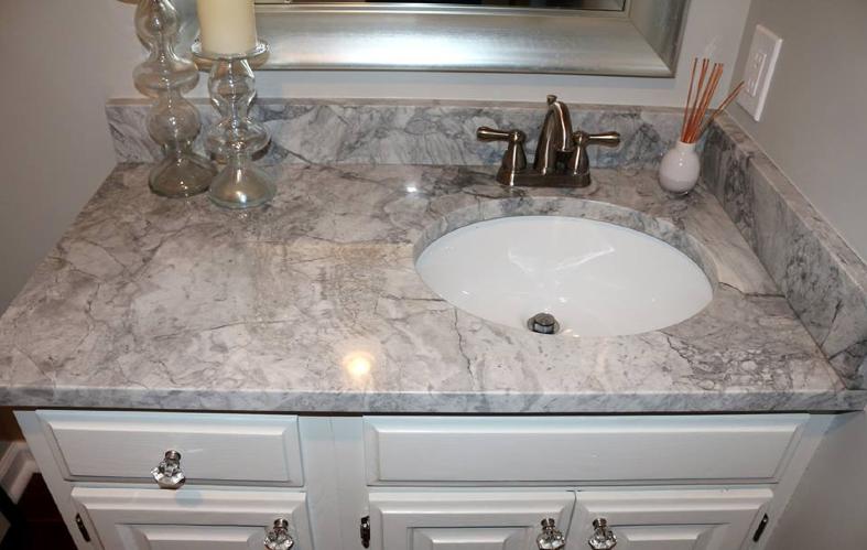 Modern Bathroom Design Marble Granite Indianapolis