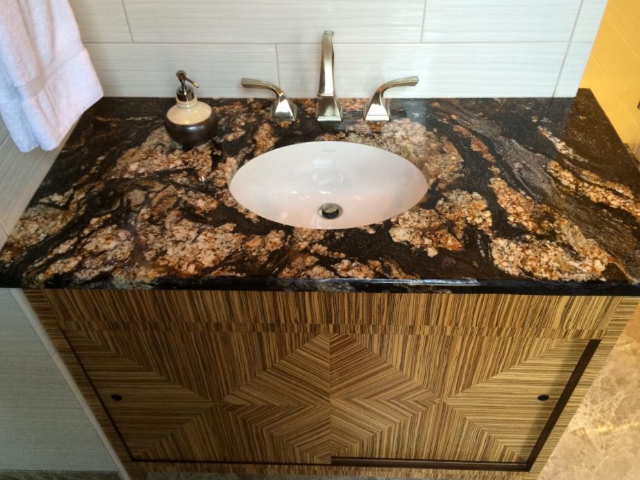 Beau Granite Vanity Top Indianapolis