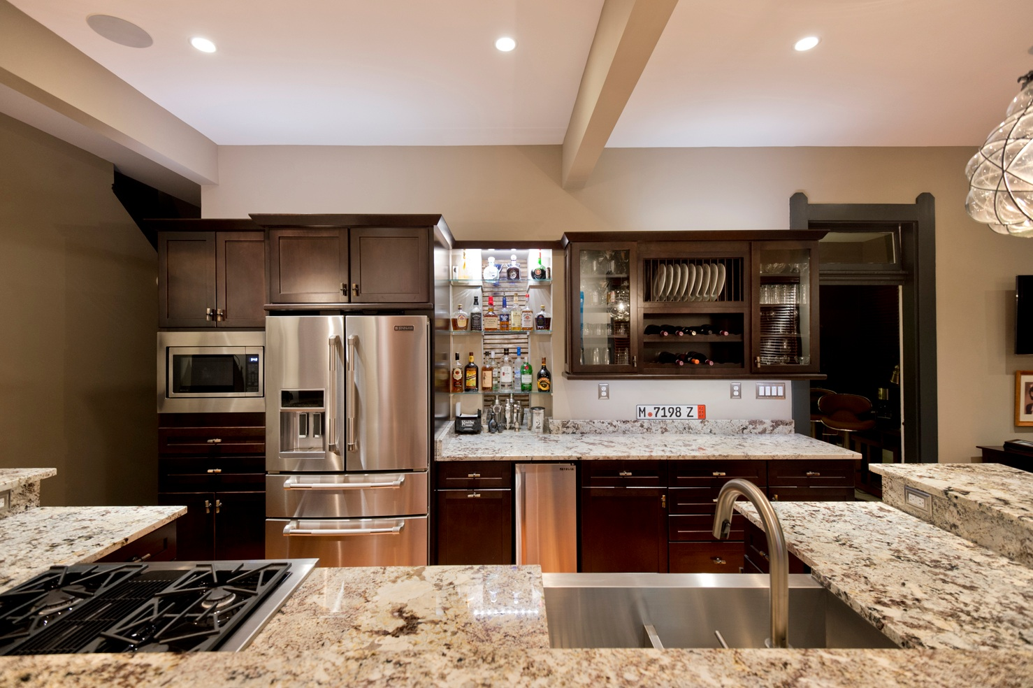 Charming Kitchens Indianapolis Granite Countertops By Majestic Stone Imports .