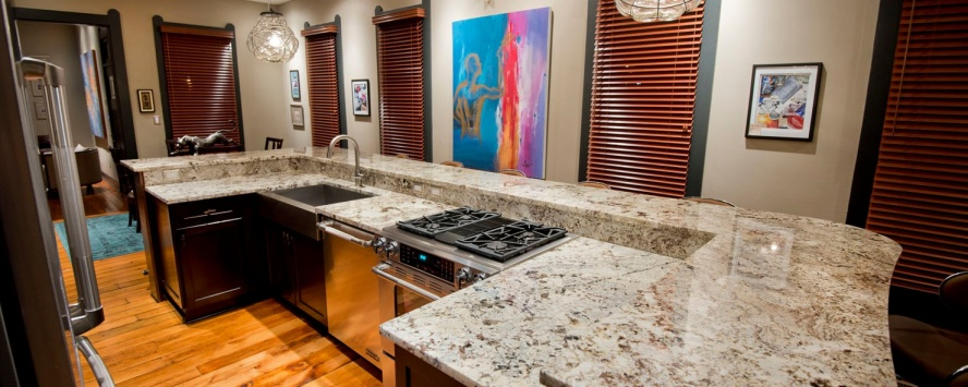 Indianapolis Granite Countertops by Majestic Stone Imports